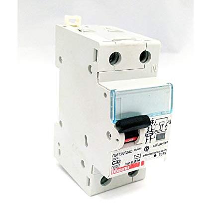 salvavita impianto elettrico